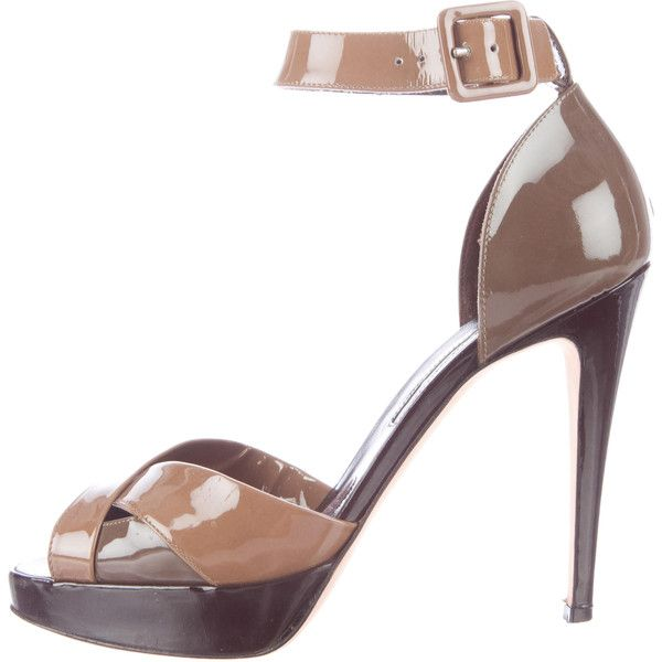 Pre-owned - Sandals Brian Atwood 4tRxfAQ3z