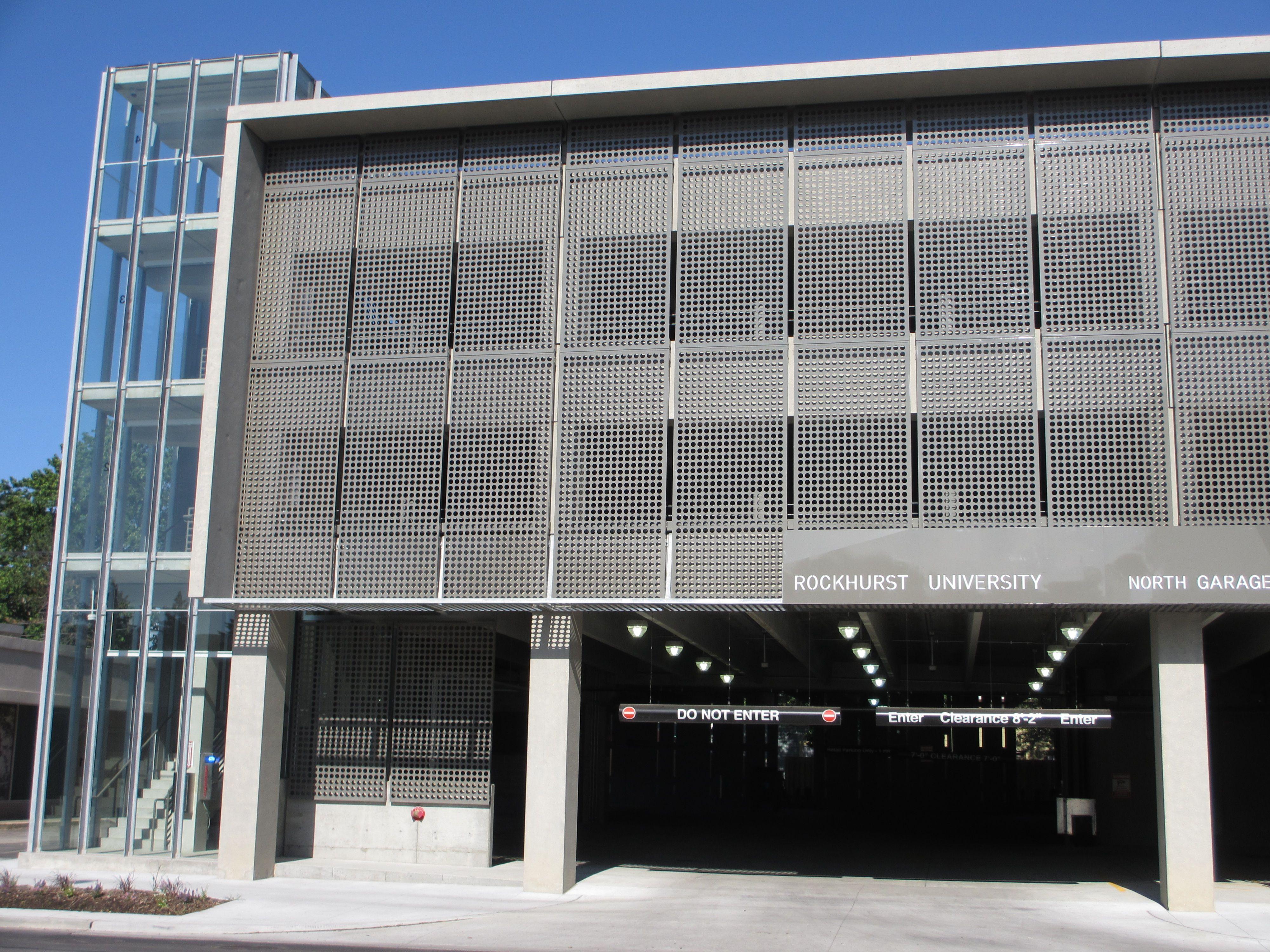 Rockhurst North Garage 006 Jpg 4000 3000 Garage Exterior