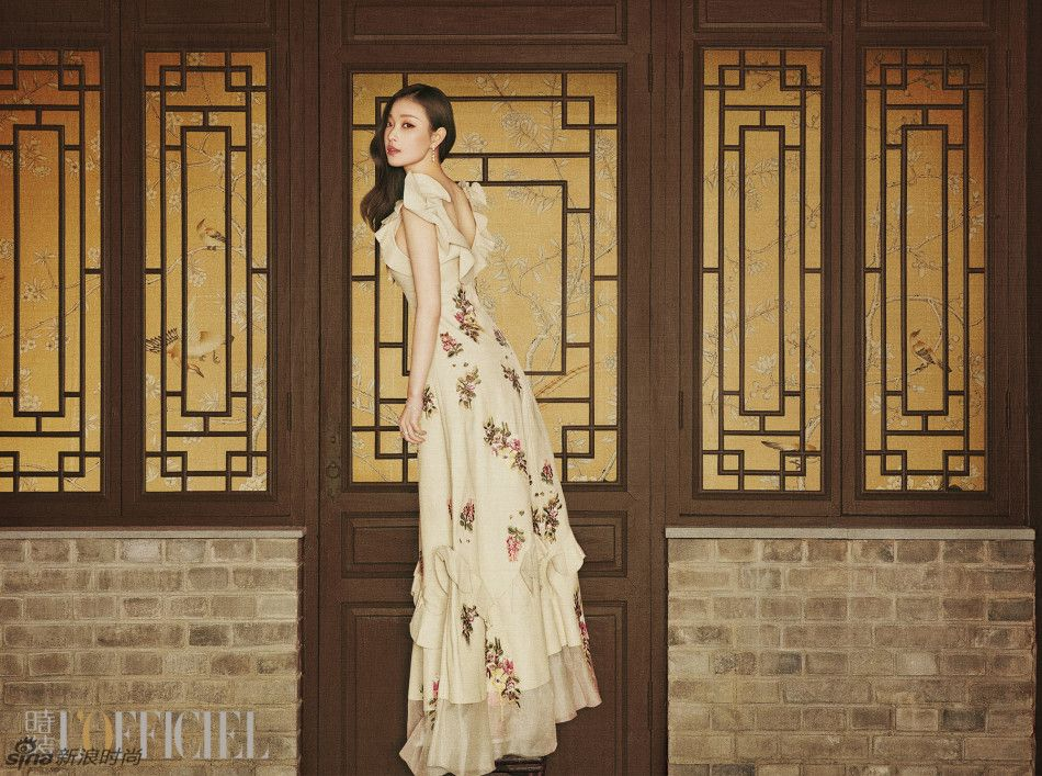 Ni Ni does not disappoint in her photo shoot collaboration with Sun ...