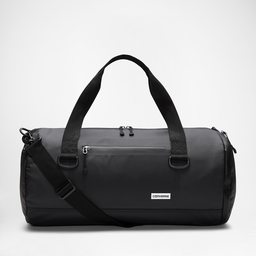 39952fc29d29 Converse Rubber (Medium) Duffel Bag (Black) - Clearance Sale ...