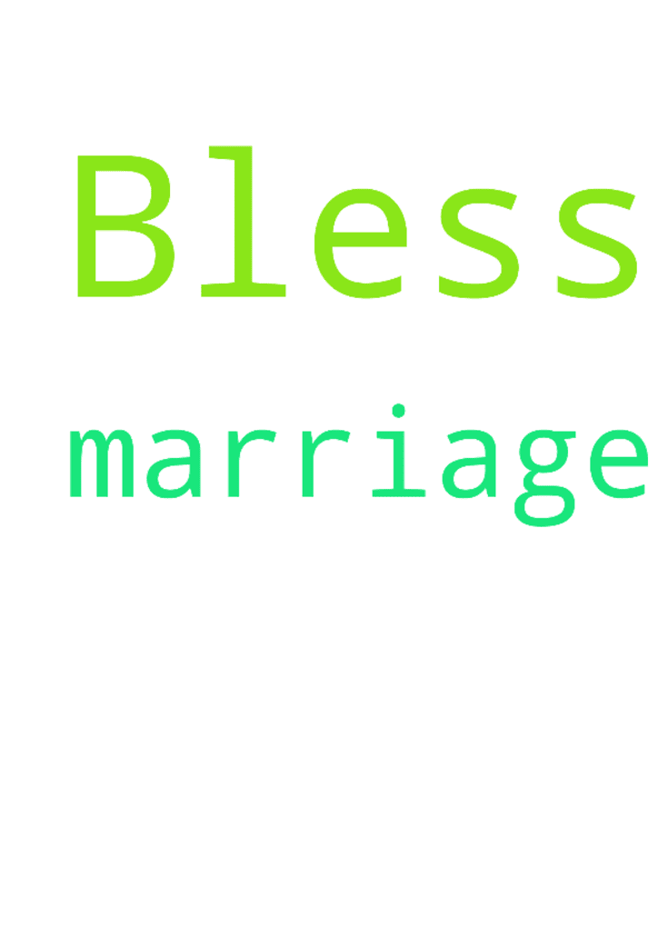 Bless my marriage - Bless my marriage  Posted at: https://prayerrequest.com/t/L9U #pray #prayer #request #prayerrequest