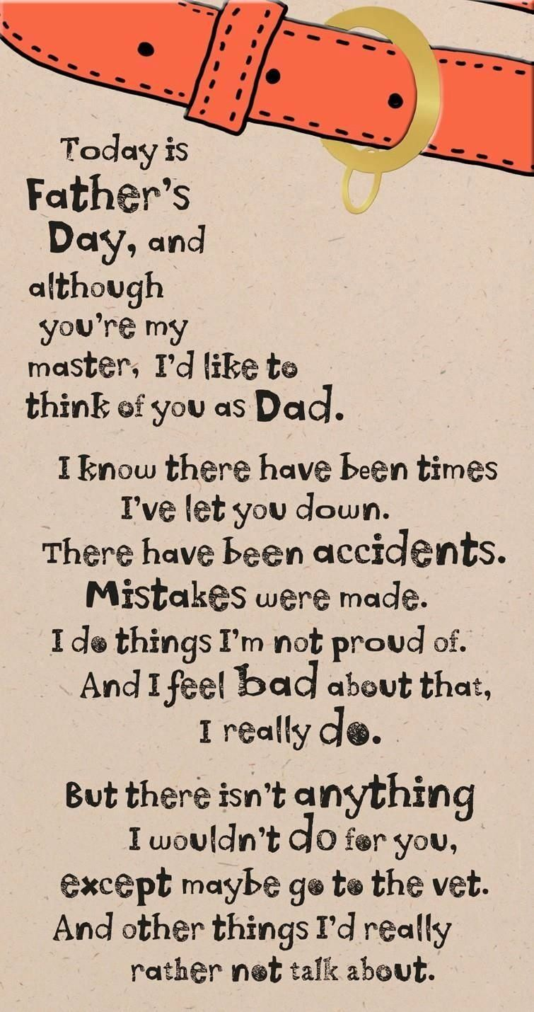 Good fathers day cards in 2020 with images fathers day