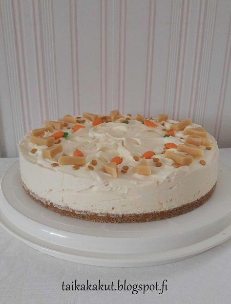 Hei! Tein tyttären syntymäpäiväjuhliin tätä omar-juustokakkua jota aiemmin jo testasin. Tytär tykkää tosi paljon Omar-karkeista niin olih...