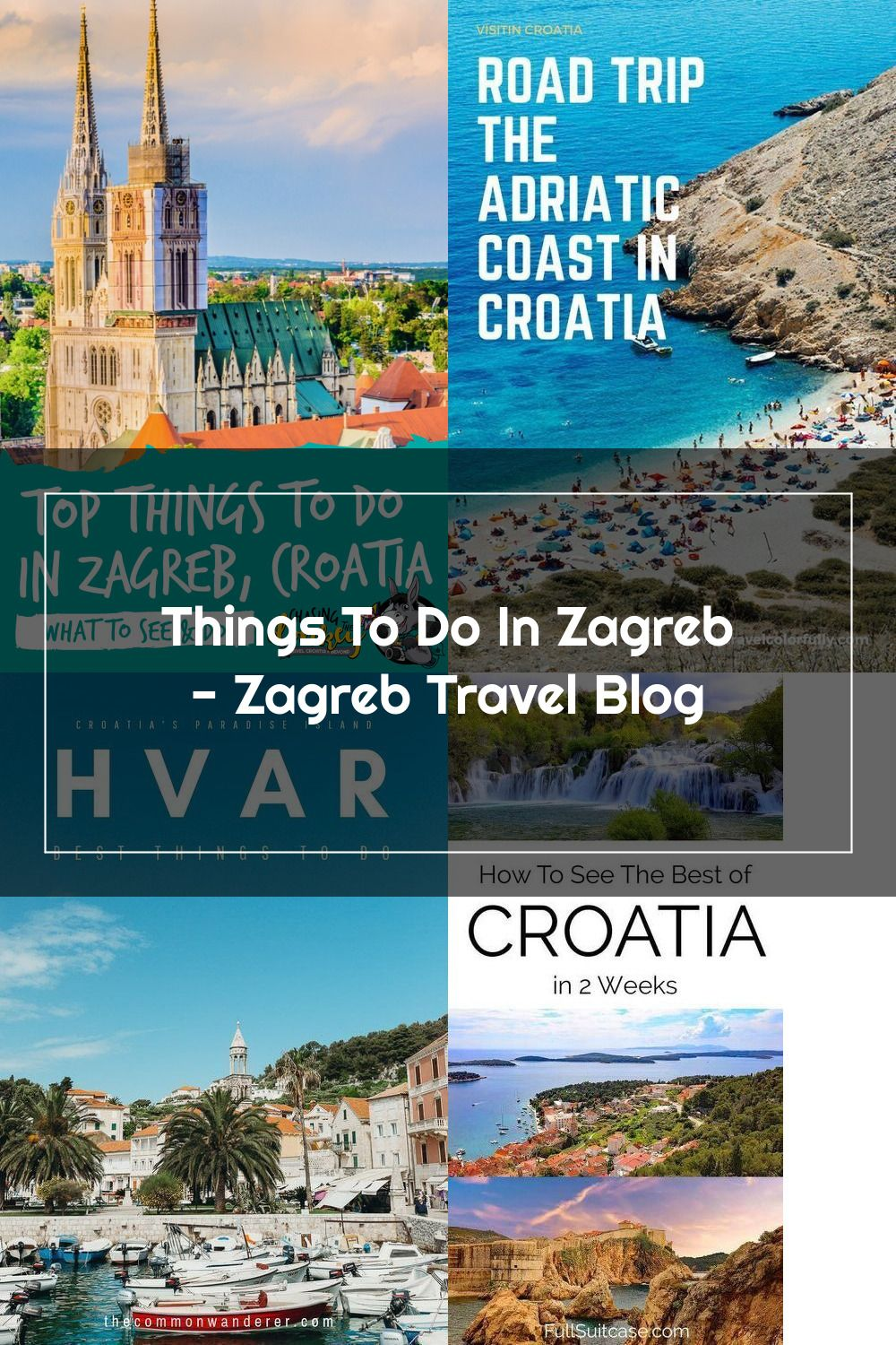 Croatia Travel Blog Zagreb Remains At The Forefront Of History And Culture