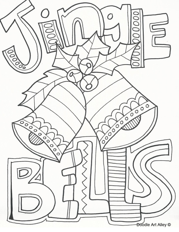 Christmas Coloring Pages Doodle Art Alley Free Christmas Coloring Pages Printable Christmas Coloring Pages Christmas Coloring Sheets