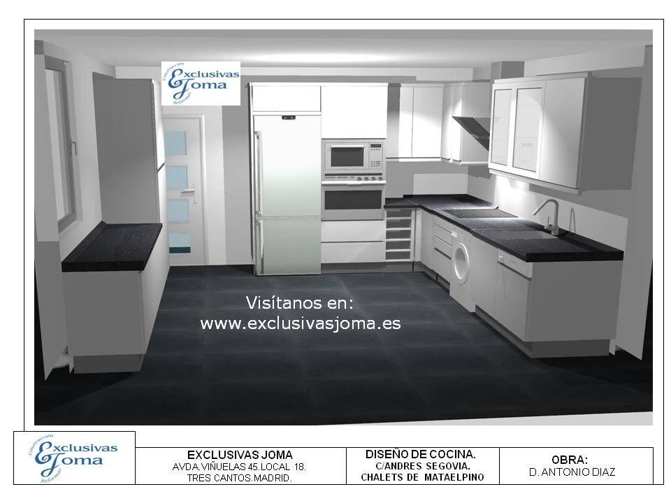 Nuevos diseños de las cocinas del nuevo tres cantos. si estáis ...