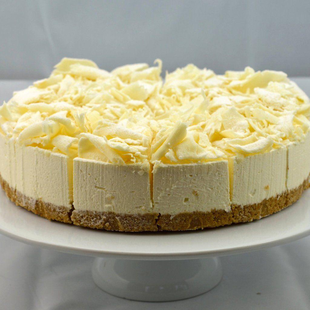 White Chocolate Cheesecake Recipe Bbc Good Food Cheesecake Recipes Chocolate Cheesecake Recipes Bbc Good Food Recipes