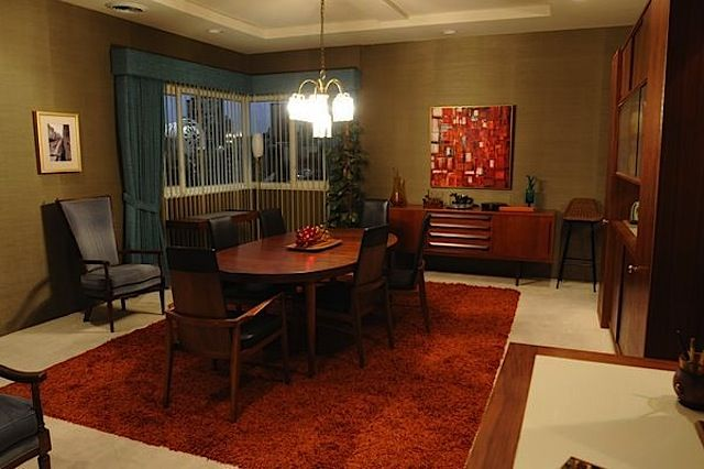 Mad Men // Don Draper's Apartment Gallery (6 Pictures ...