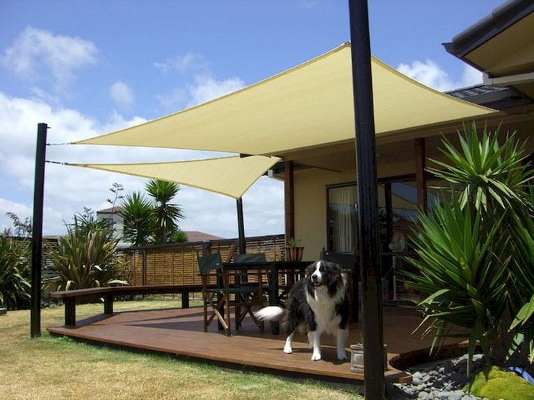 shade sails patio