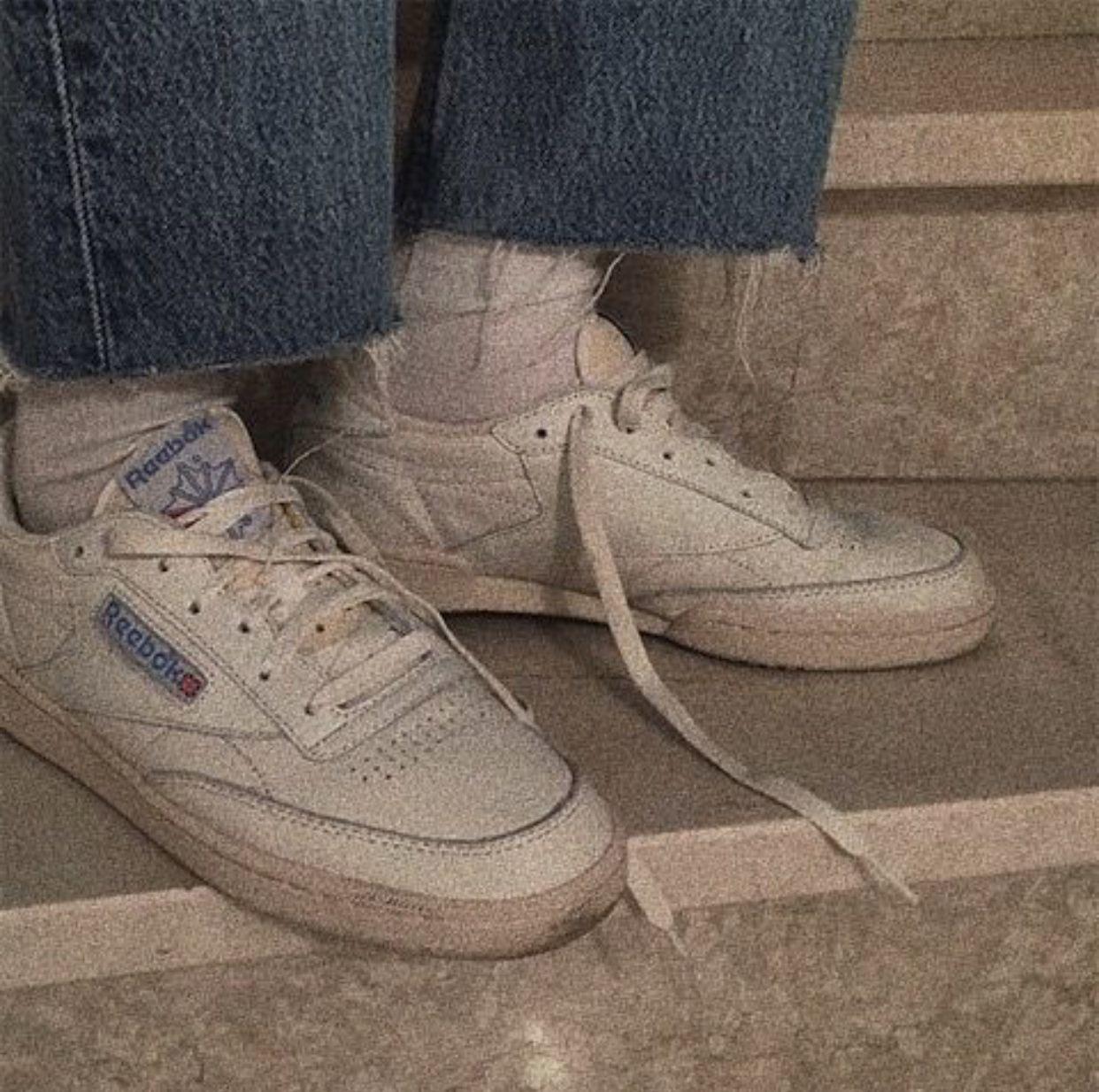 Vintage Reeboks | Aesthetic shoes