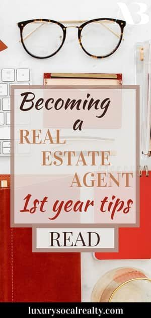 Becoming A Real Estate Agent // Getting started in real estate? Learn how to become a successful real estate agent, new real estate agent tips, and tips on becoming a Realtor® curated by Joy Bender San Diego Luxury Real Estate Agent | Compass La Jolla REALTOR® #realtor #realestate #starsociete