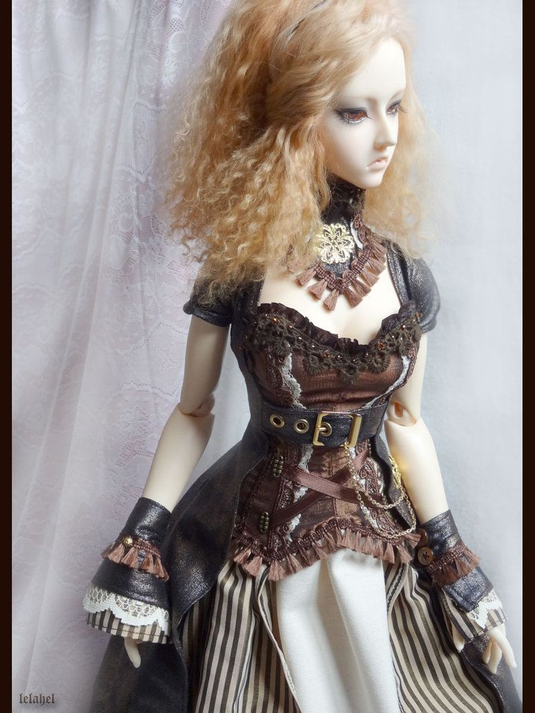 Jeline - Lady Brown by *Lelahel-Clothes on deviantART