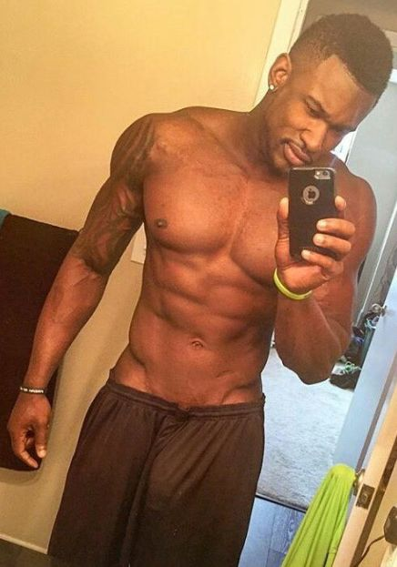 Pictures of sexy black guys