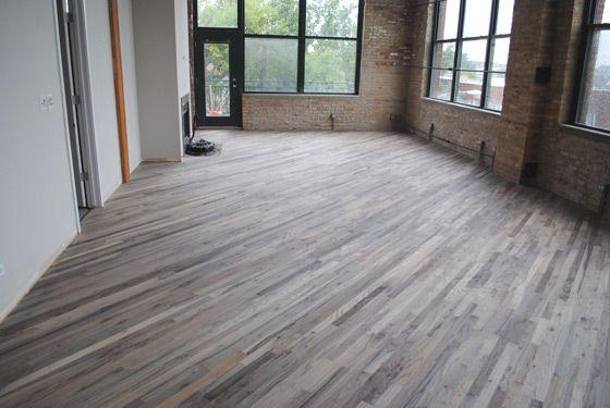 Monocoat Fumed Chicago Loft Wood Pinterest Flooring Hardwood