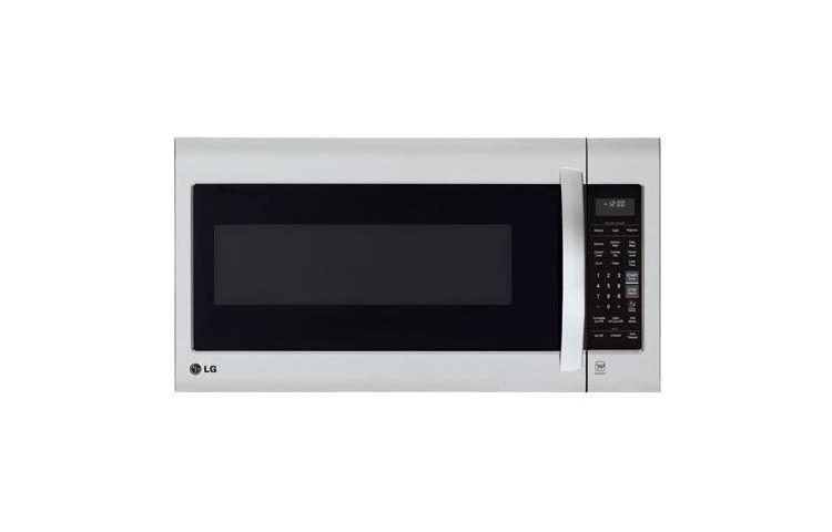 Lg Lmv2031st 2 0 Cu Ft Over The Range Microwave Oven With Easyclean Lg Usa In 2020 Range Microwave Over The Range Microwaves Microwave Oven
