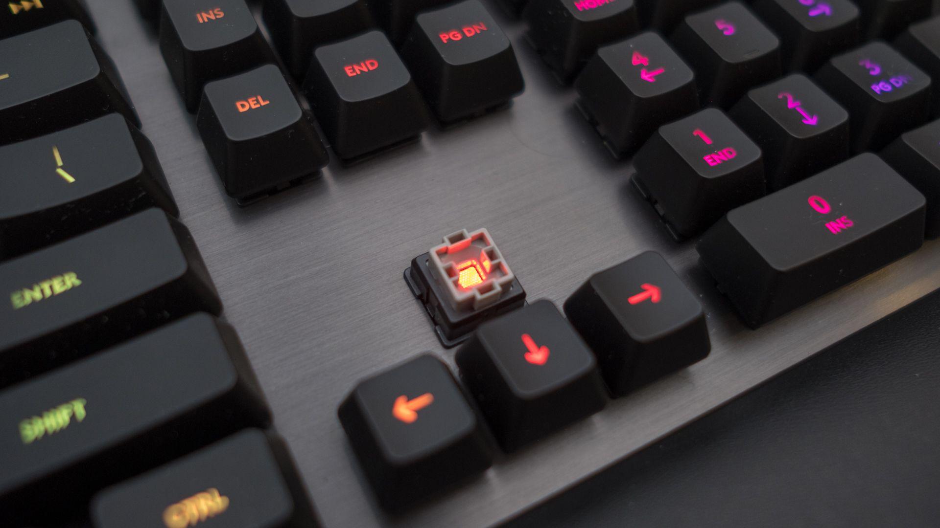 Logitech G513 Logitech, Pc gamer, Computer keyboard