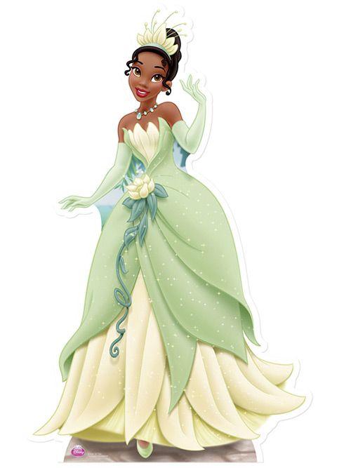 Princess tiana life size cardboard cutout 171cm thecheapjerseys Choice Image