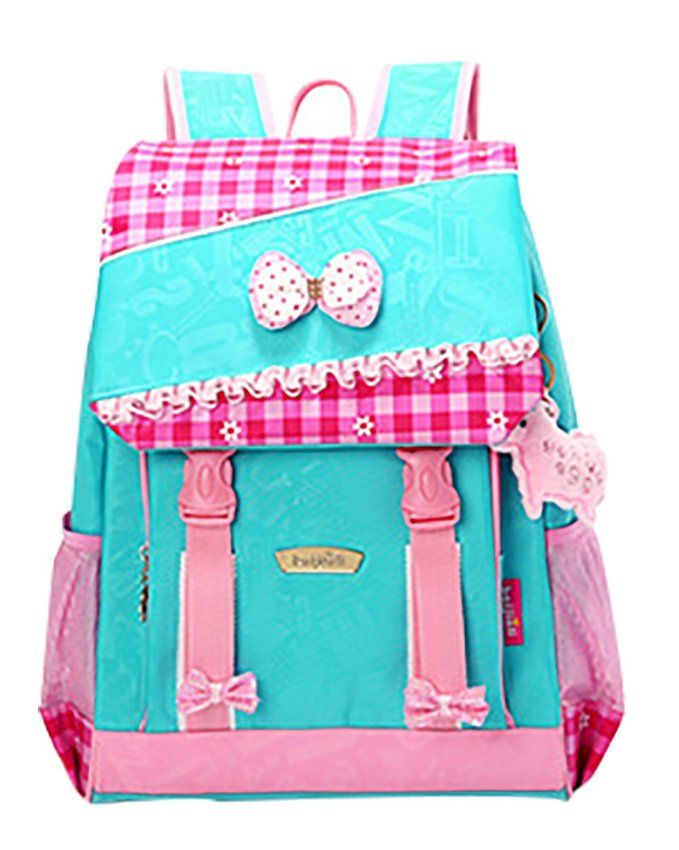 a29c2f5a9962 Amazon.com | JiaYou Kid Child Girl Princess Style Waterproof School ...