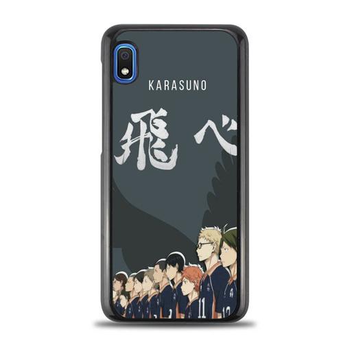 Haikyuu Karasuno X00290 Samsung Galaxy A10e Case Case Samsung Galaxy Samsung