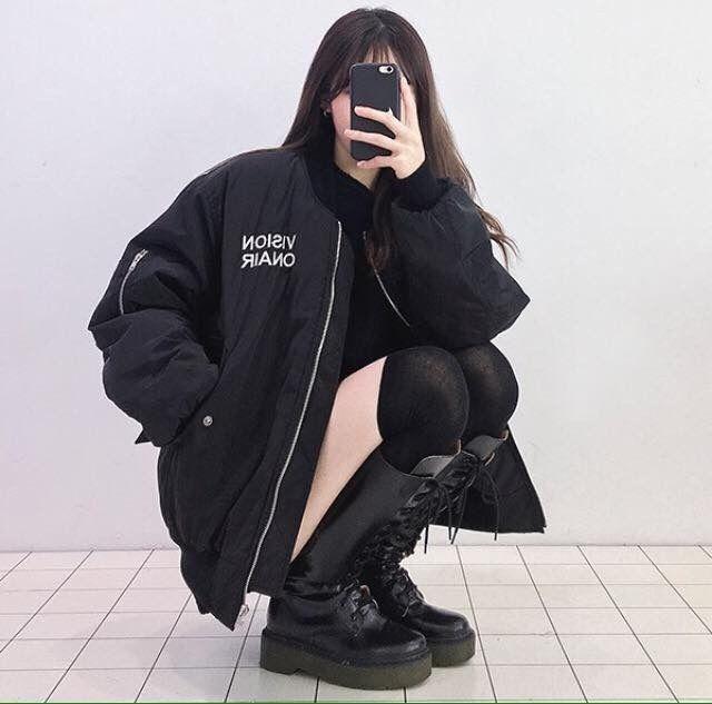 Ulzzang Fashion, Fashion, Grunge Fashion