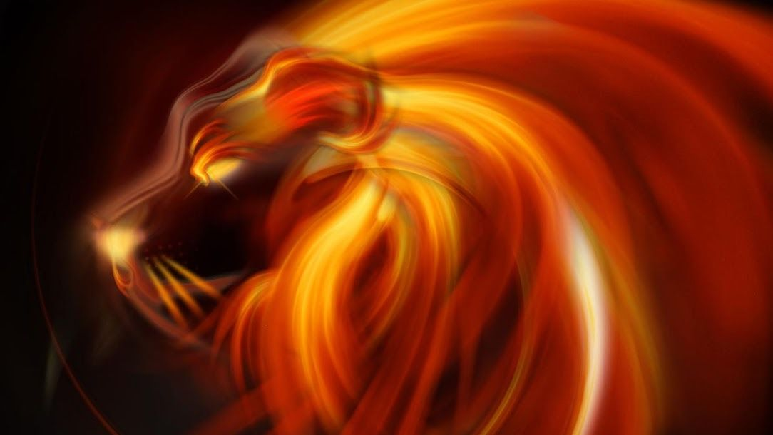 Neon animals live wallpaper android flame animals and - Neon animals wallpaper ...