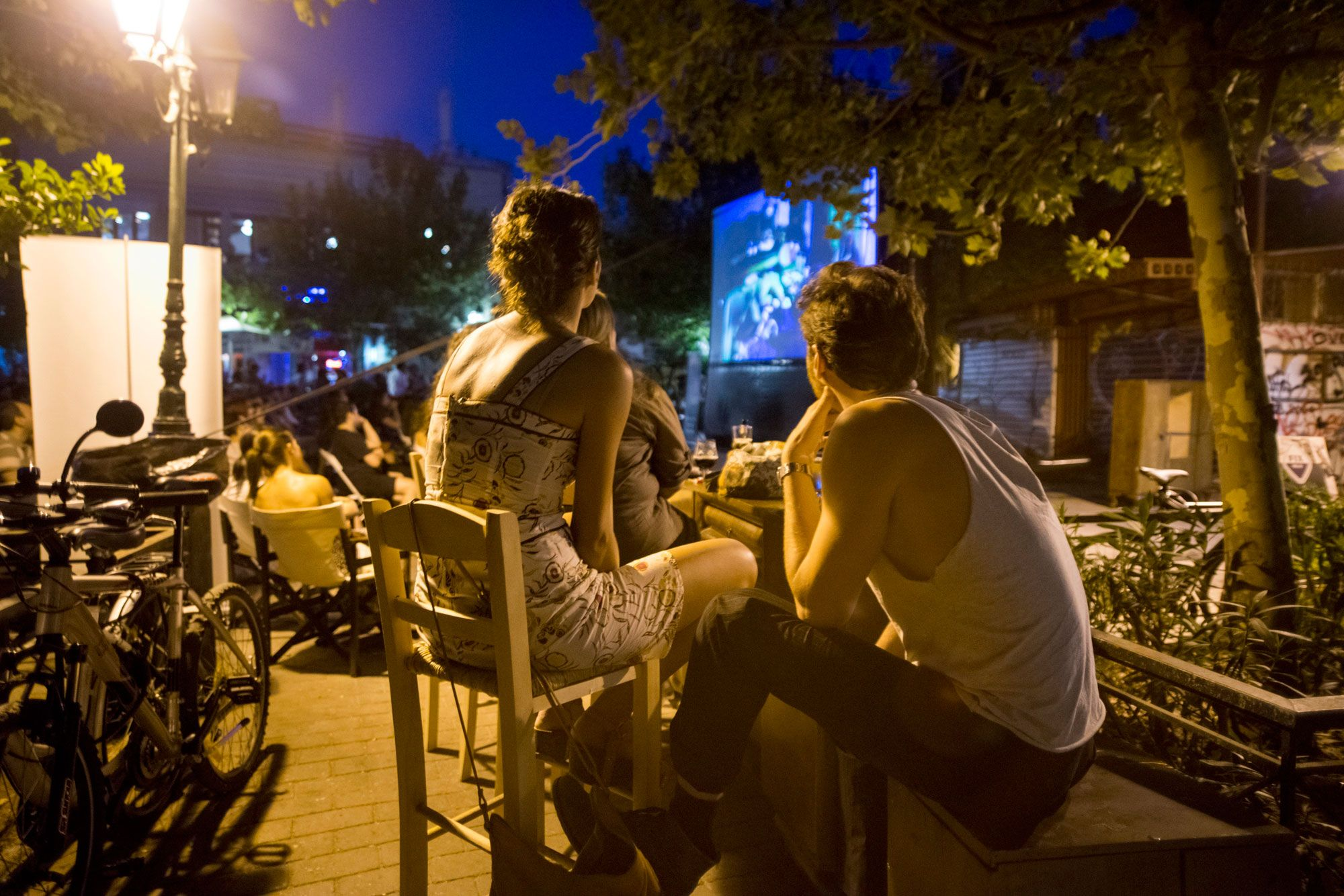 Athens Open Air Film Festival Open air, Film festival, Film