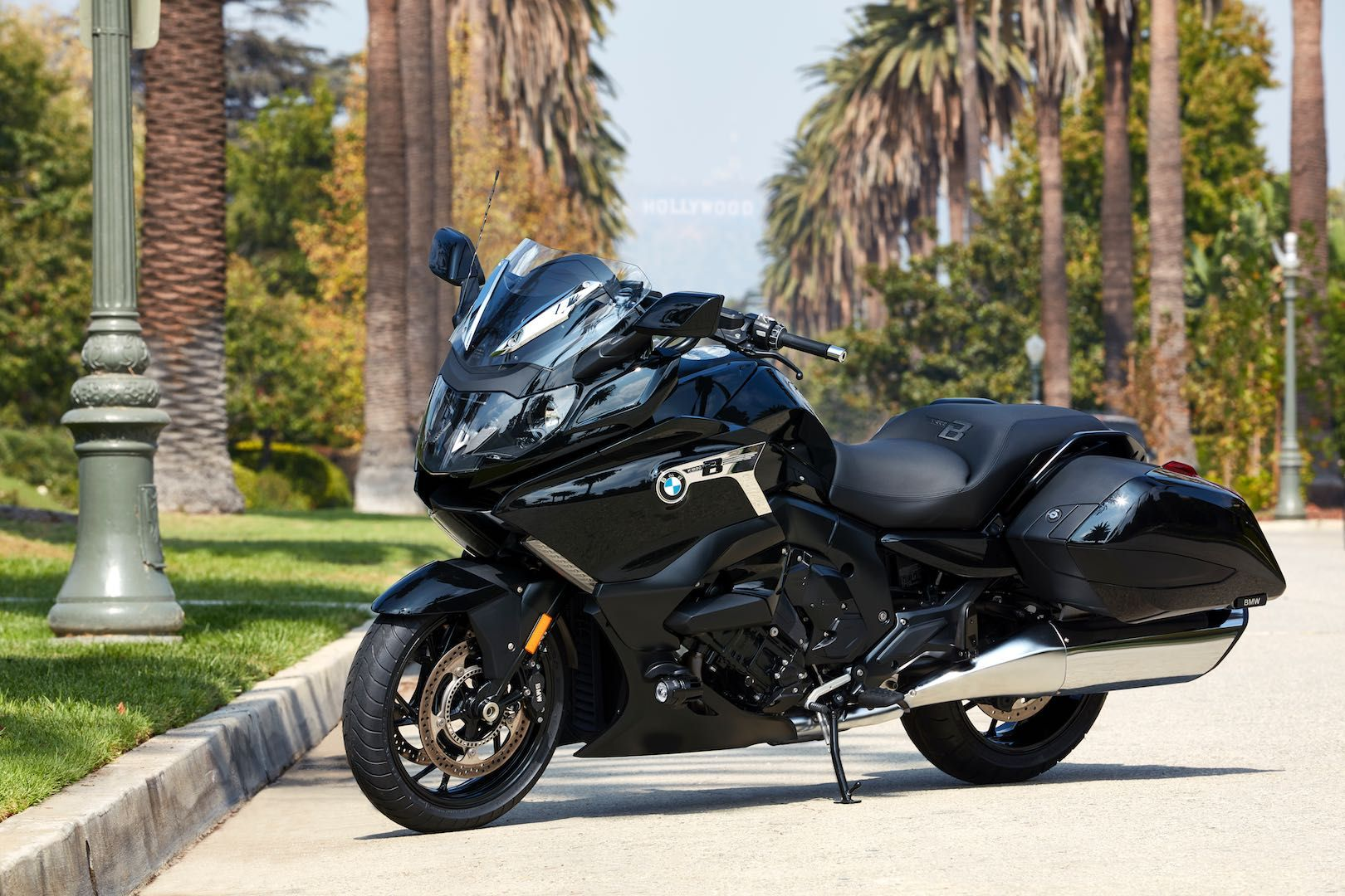 2018 Bmw K 1600 B Bagger Price Announced For Usa Bmw Motorrad Touring Motorcycles Bmw