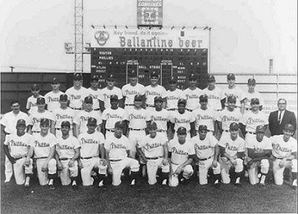 1964 Philadelphia Phillies the team that almost was!