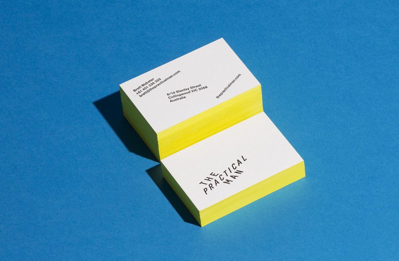 Business Card Design Inspiration No.10 — BP&O | Business cards ...