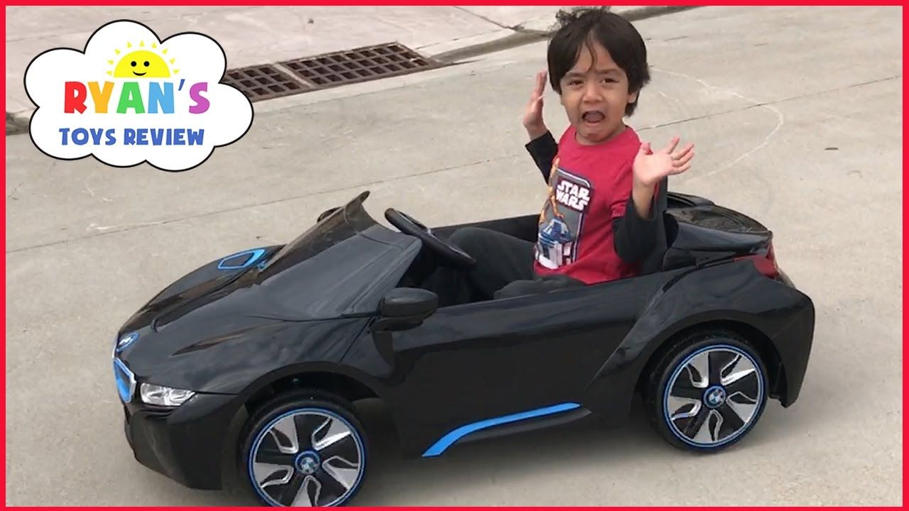 Cool Car And Truck Videos Power Wheels Ride On Cars For Kids BMW - Cool fun cars