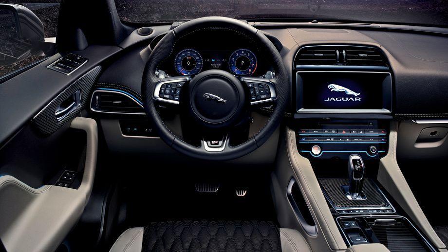 Krossover Jaguar F Pace Svr Poluchil Moshnejshij Motor Drajv Jaguar E Jaguar Jaguar Pace