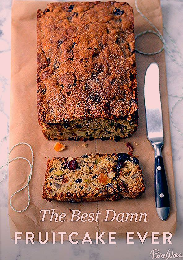 Photo of The Best Damn Fruitcake Ever