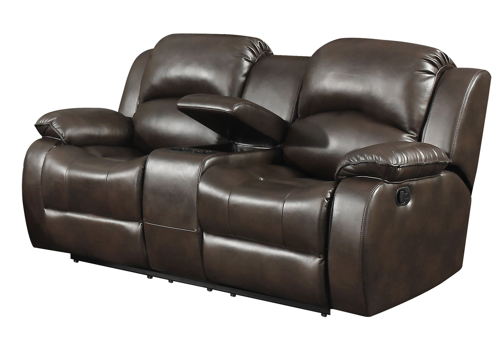 with seater both center sofas dual ends of console full size leather rocking couch recliner recliners on black reclining power and sofa loveseat curved