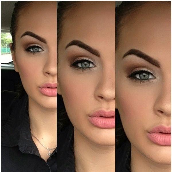 makeupbagtumblr  beauty Pinterest Manicuras - maquillaje natural de dia