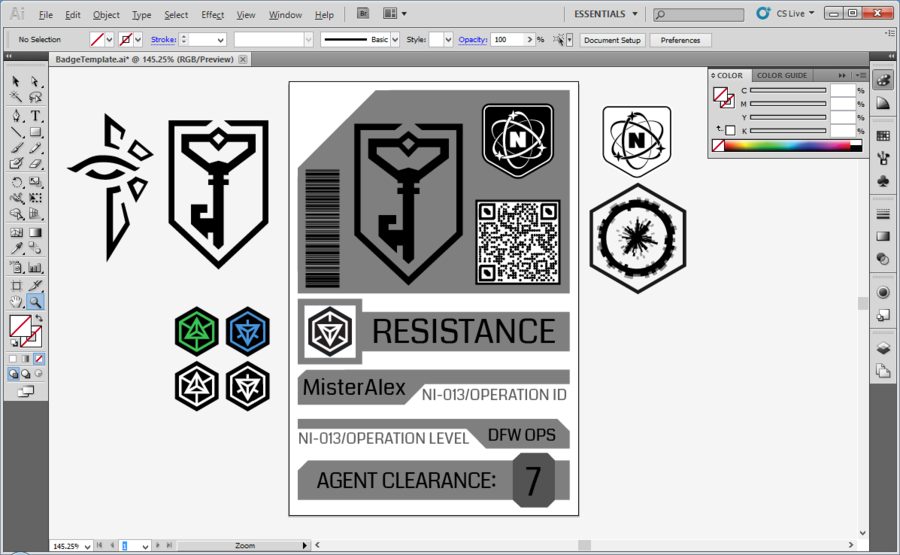 Pin By Laura Weaver On Resisttheshapers    Badges