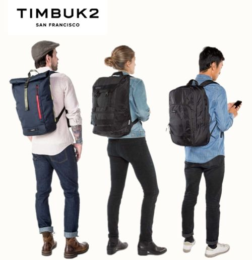 New Corporate Backpacks from Timbuk2 from NYFifth