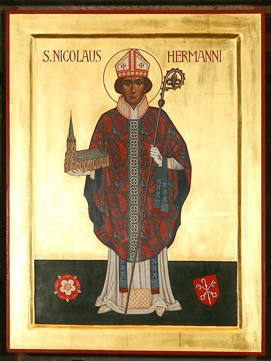 blaženi Nikolaj Hermansson - škof