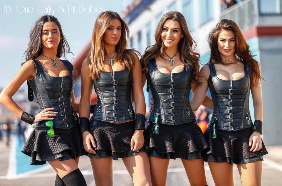 Monster Energy Girls! | Monster energy girls, Promo girls