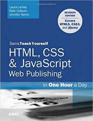 Sams Teach Yourself Html Css Javascript Web Publishing In One