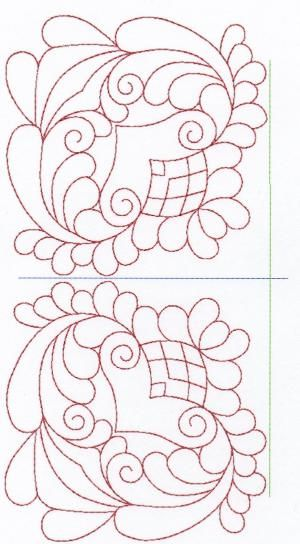 Free Hand Quilting Patterns