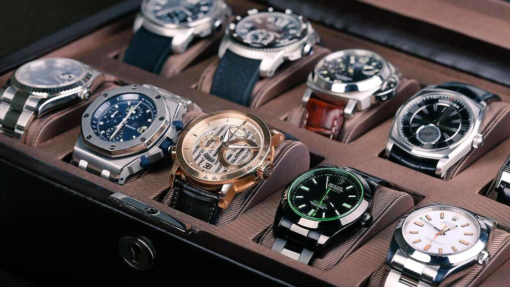 BECAUSE OF THIS START-UP YOU CAN WEAR A NEW ROLEX EVERY SIX MONTHS