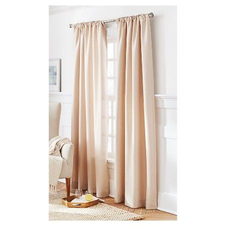 Curtain Panel Metallic