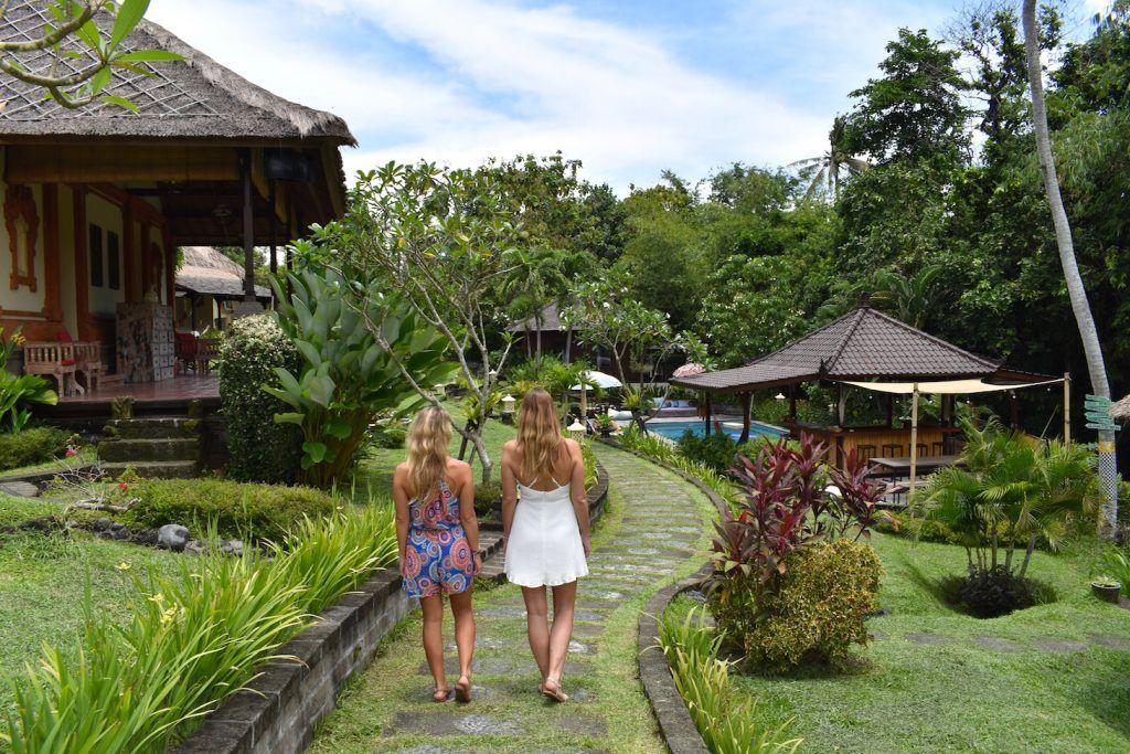 Affordable Bali Retreat Mondo Surf Village Glitter&Mud