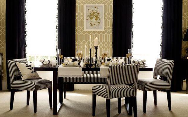 Ideas para decorar comedores elegantes sal n for Comedores elegantes