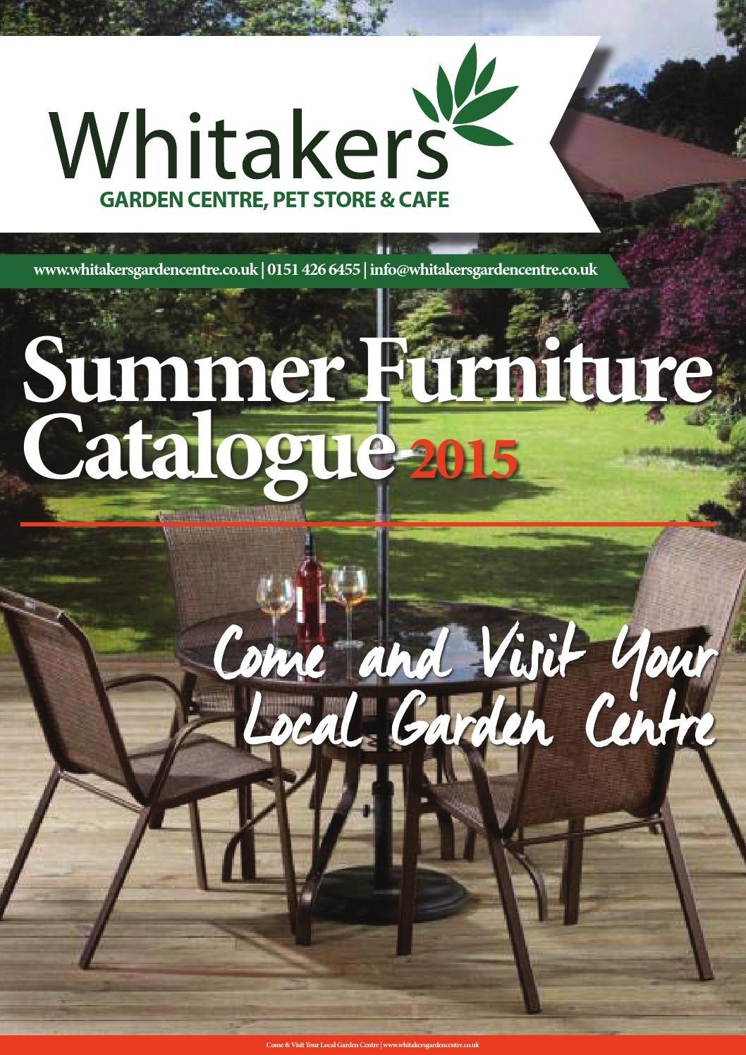 Summer Furniture Catalogue 2015 Plus Napoli Range Furniture Catalog Summer Furniture
