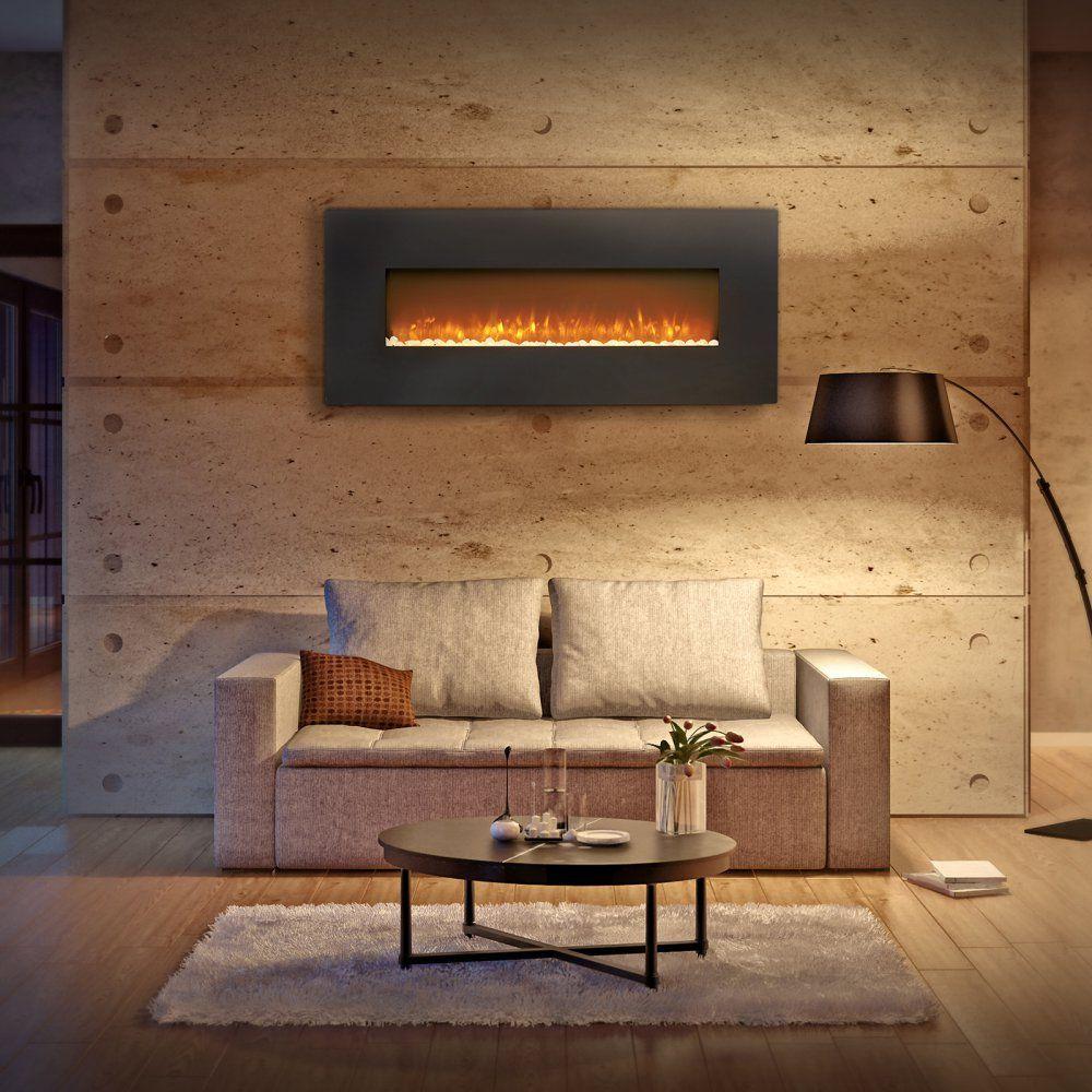 belham living north hampton 50 in wall mount electric fireplace the belham living north. Black Bedroom Furniture Sets. Home Design Ideas