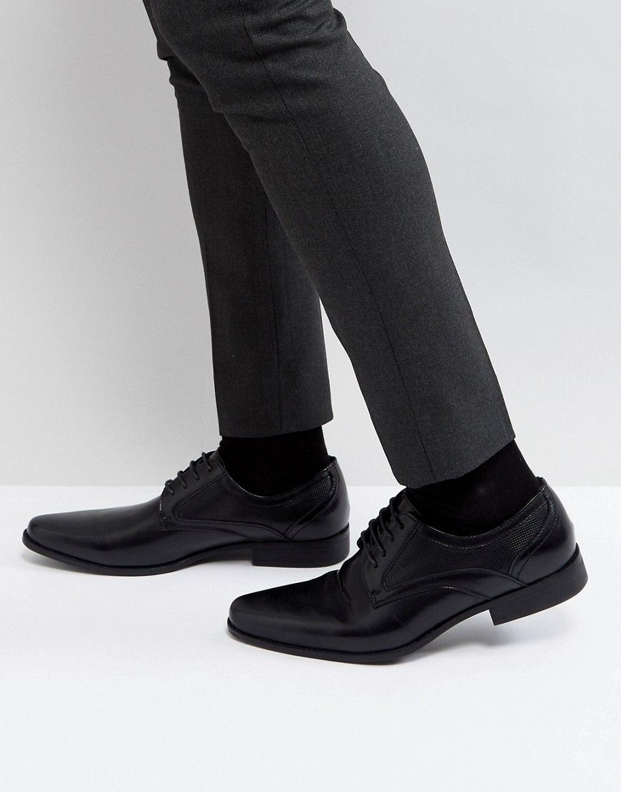 Buy Men Shoes / Asos Lace Plimsolls In Black
