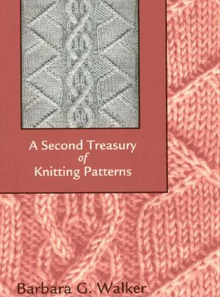 Modern A Treasury Of Knitting Patterns Sketch - Sewing Pattern for ...