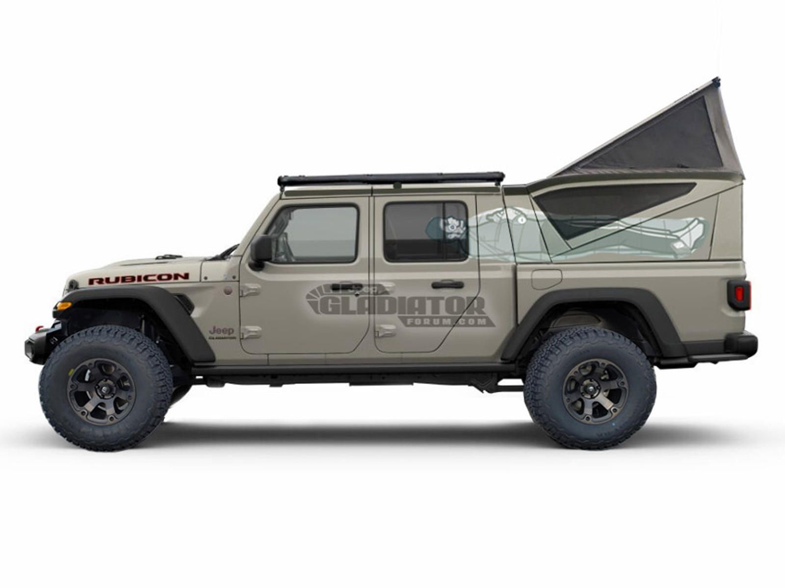 Get Ready For Jeep Gladiator Overland Adventures In 2020 Jeep