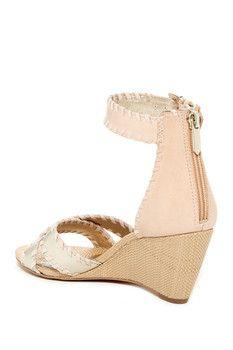 c531a87c01bb40 Sam Edelman Silvia Ankle Strap Wedge Sandal